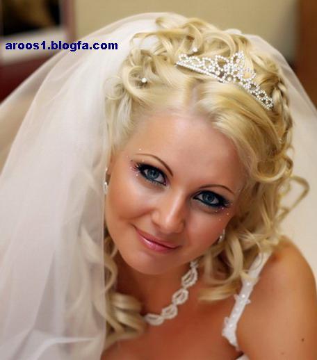 جدیدترین آرایش چشم عروس