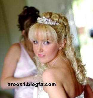 گالری عکس مدل مو عروس